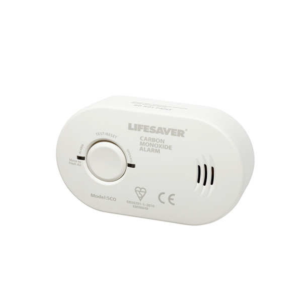 Kidde Lifesaver Carbon Monoxide Alarm