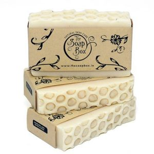 Goat's Milk Shea Butter and Honey Soap