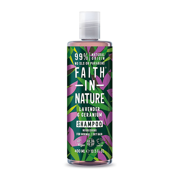 Faith In Nature Lavender & Geranium Shampoo