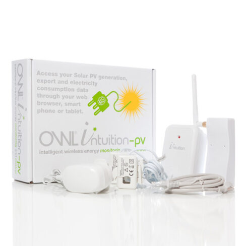 Owl Solar PV Intuition Electricity Monitor