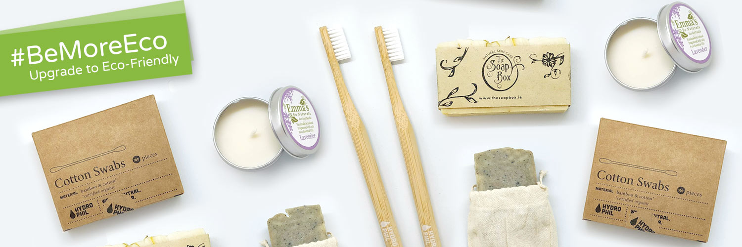 Be More Eco Friendly Online Products