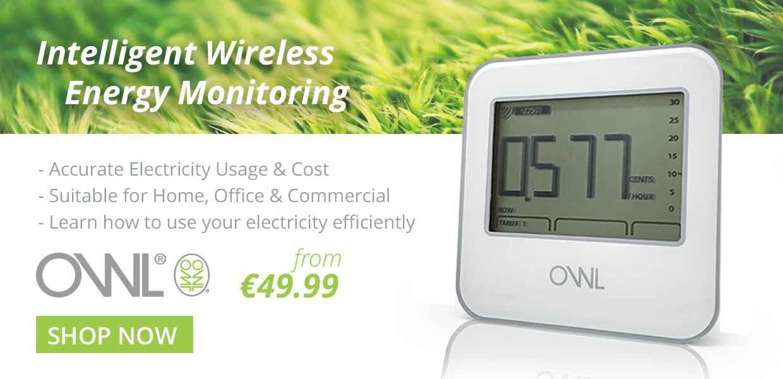 Owl Energy Monitors