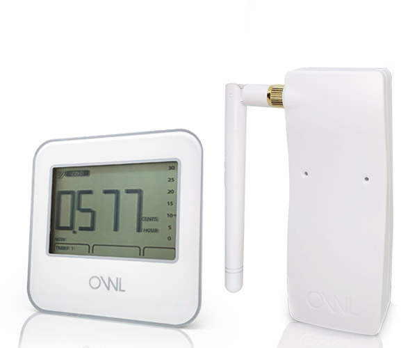 Owl Energy Monitors for Commercial Use