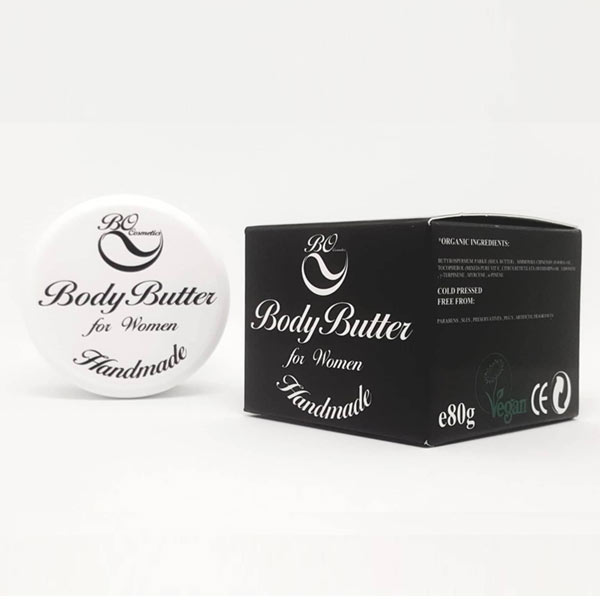 Body Butter for Women Vegan Beauty Oils