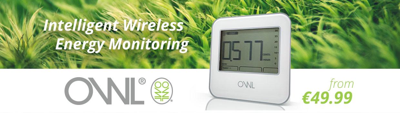 Owl Wireless Intelligent Energy Monitoring